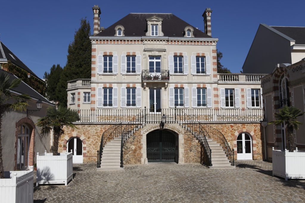 Champagnehuis Bollinger