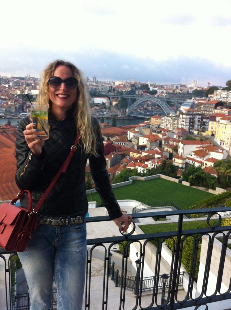 chip-chip drinken in Porto