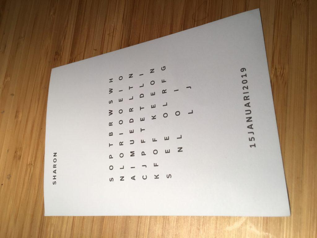 menukaart van restaurant Naylor's