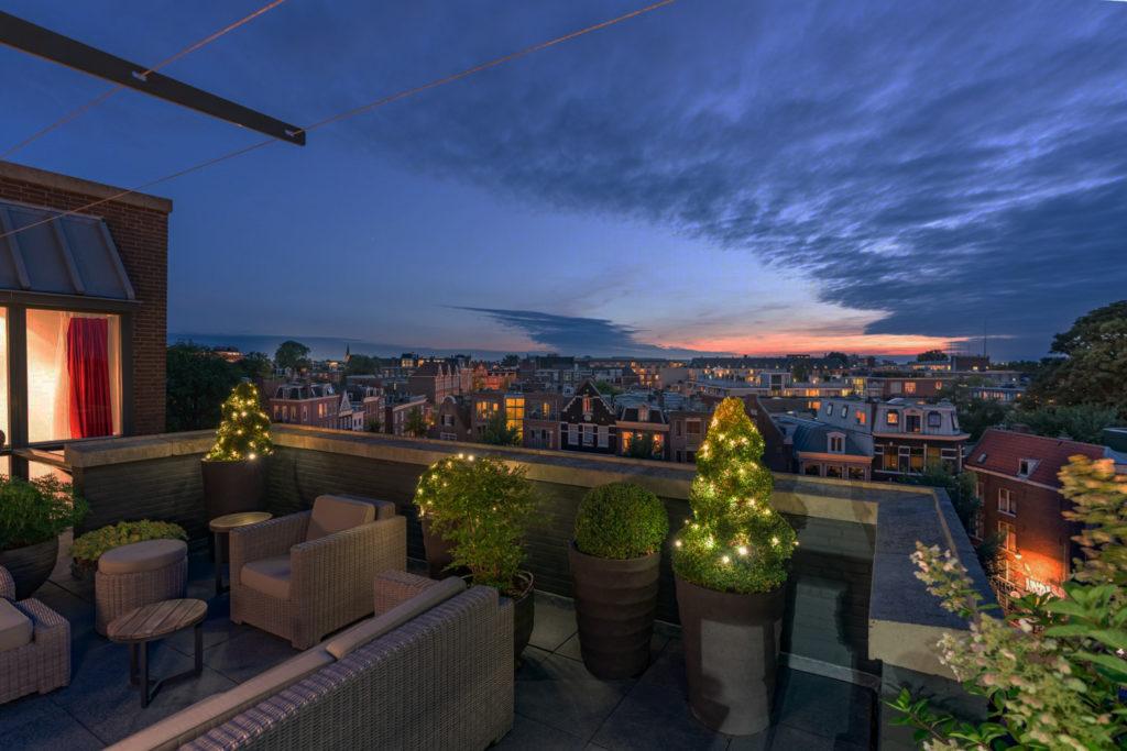 ACW penthouse Andaz Amsterdam
