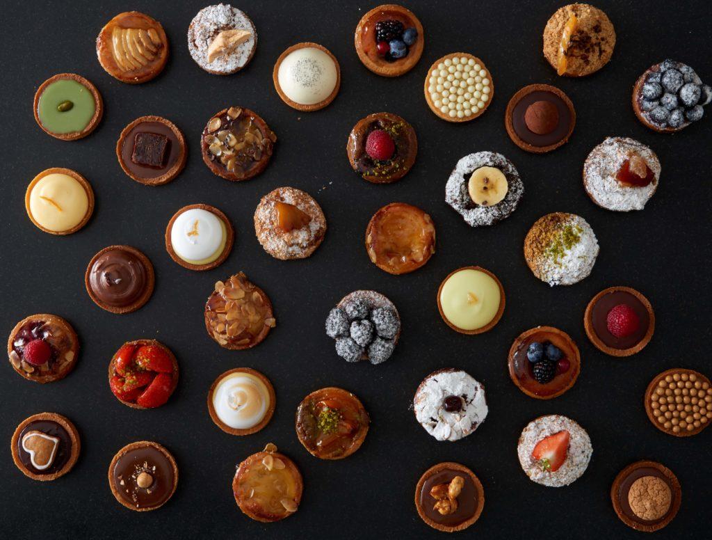 Gebakjes van Petit Gâteau