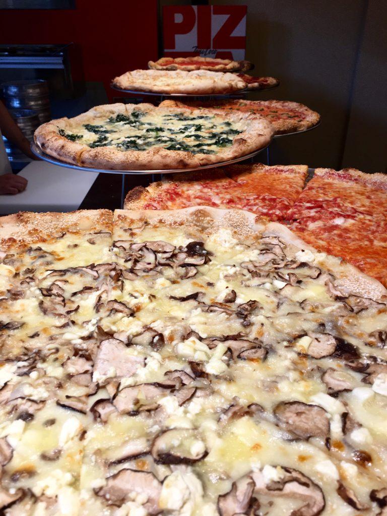 pizza van Toni Loco bij The Food Department