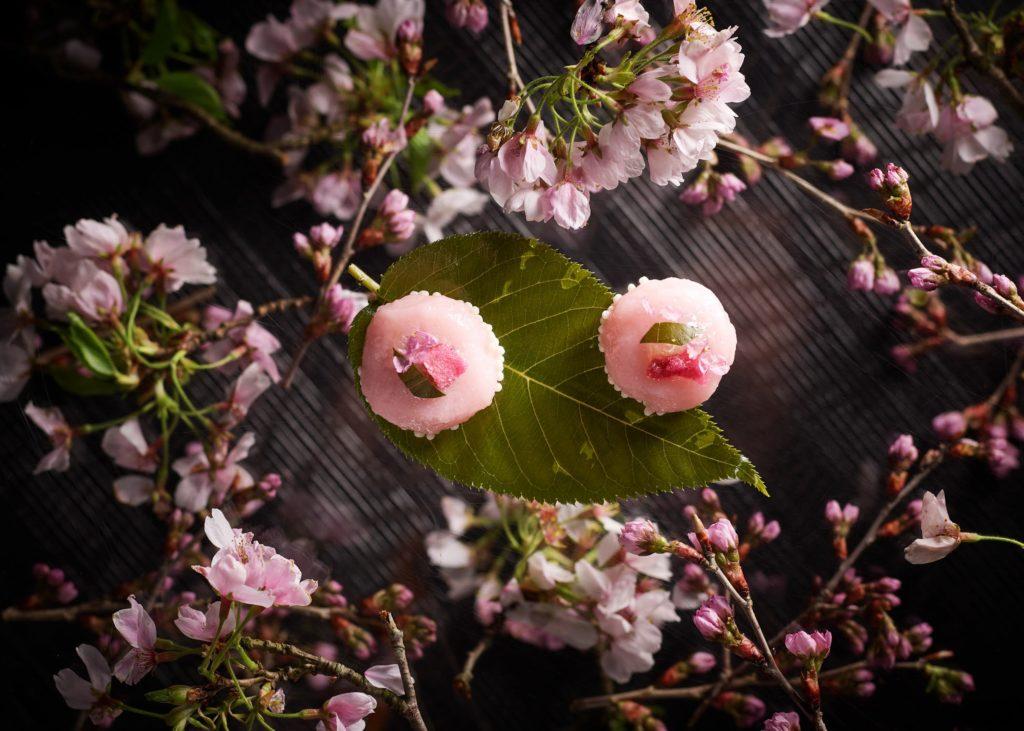 Sakura Mochi Vegan Omasake